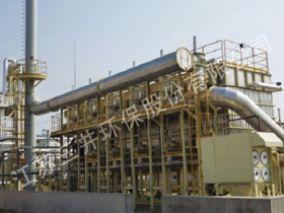 沸石转轮浓缩+RTO/CO装置