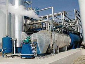 含氯(氟)废液beplayapp苹果下载热能及高浓度酸回收