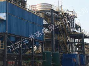 河南中国平煤神马集团危废污泥焚烧项目