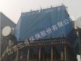 河南三门]峡钢厂烧结机电除尘beplay体育官方下载