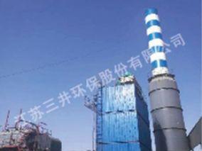 新疆库尔勒造纸厂项