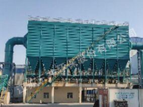 江阴兴澄钢厂布袋除尘脱硫工程项